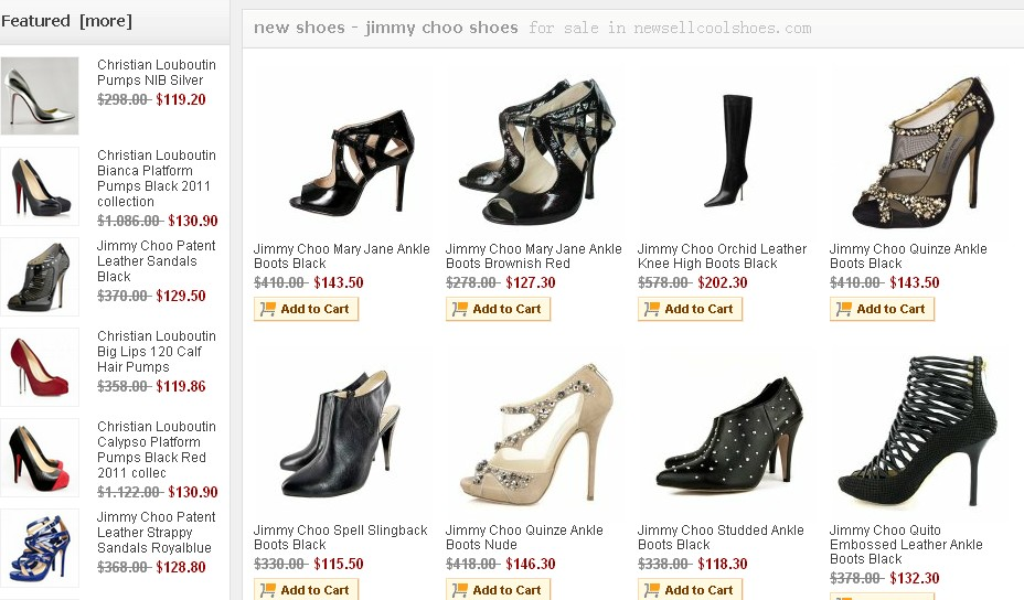 Fashion Shoes Online Cheap You can buy these jimmy choo